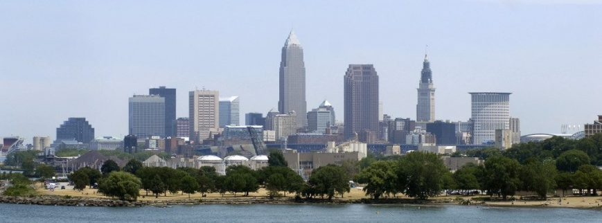 Cleveland cityscape image for IT Solutions Provider TEC About Us