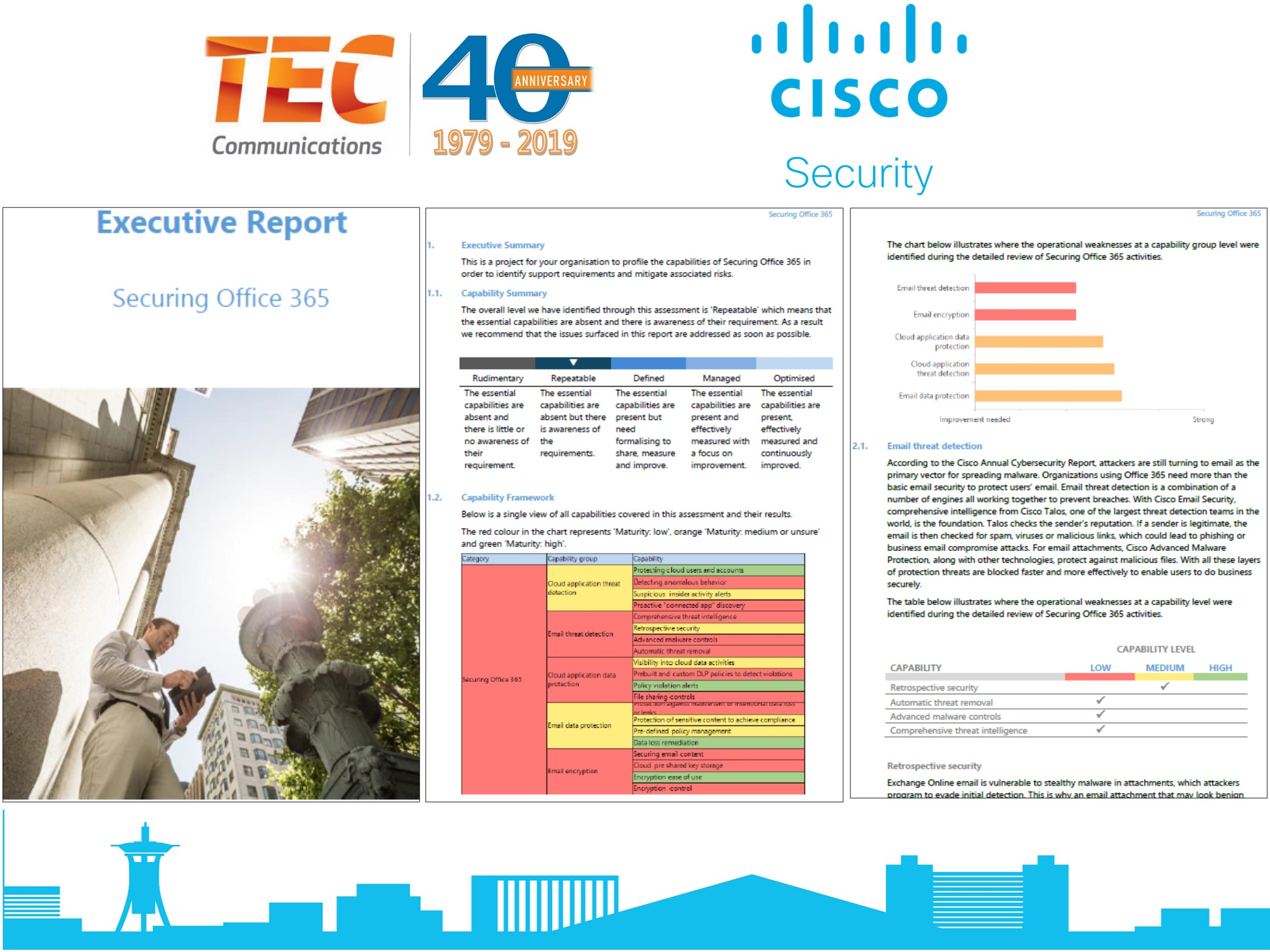 Cybersecurity - TEC Communications : TEC Communications