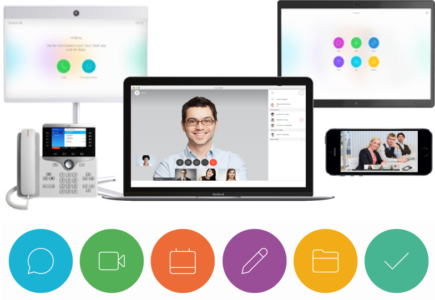 Cisco Webex Teams 2019 Enhancing Business Productivity More Than